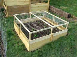 gardening in raised beds for vegetables minimalist inspiration
