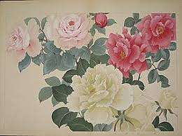 Japanese Flower Artwork - fine art and decorative arts from daniel simhon online catalog