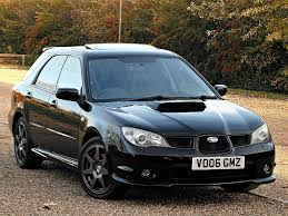 blue subaru hatchback used subaru impreza hatchback 2 5 wrx 5dr in slough
