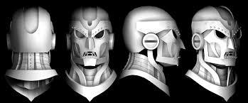 Dr Doom Mask Doctor Doom Bust By Cyber Hand On Deviantart