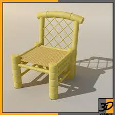 bamboo chair handmade bamboo chair model