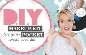 d i y makeup kit for your pocket