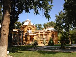Home Of Prince by Palace Of Prince Romanov In Tashkent