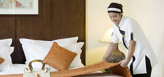 femme de chambre hotel la gourvernante manon lycée hotelier