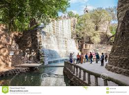 Nek Chand Rock Garden by Nek Chands Rock Garden Chandigarh India Stock Photo Image 51415060