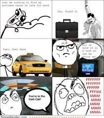 Rage Meme Comics - rage comics late for work meme collection