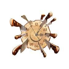 Horloge Murale Silencieuse by Online Get Cheap Silencieux Horloge Murale Art Aliexpress Com
