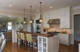 raised kitchen island kitchen island with granite top and breakfast bar foter