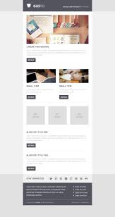 Responsive Email Template Download by Gusto Free Newsletter Psd Template Free Psd Templates