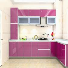 decorative kitchen cabinets pearlescent diy decorative film renovation wall stickers wardrobe