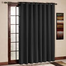 Outdoor Winter Curtains Rhf Wide Thermal Blackout Patio Door Curtain Panel Sliding Door