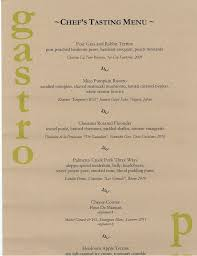 5 course menu template 24 best tasting menus images on tasting menu bacon