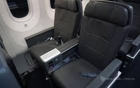 trip report american airlines u0027 brand new 787 9 premium economy