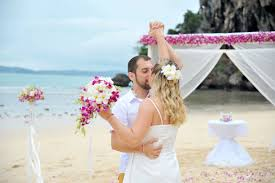 mariage en thailande thaïlandais occidental cérémonie paquet mariage paquets