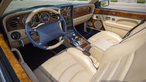 bentley mulliner interior 2001 bentley azure mulliner convertible s5 monterey 2015