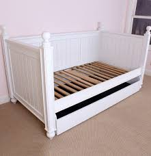 Twin Size Bed Frames Stanley Furniture Daybed With Trundle Twin Size Bed Ebth