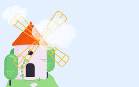 haunted mansion svg animated windmill with code svg animation on behance