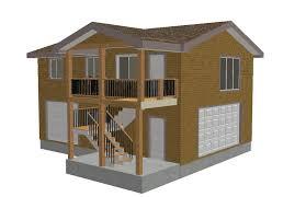 rv garage apartment building plan find house plans glenridge