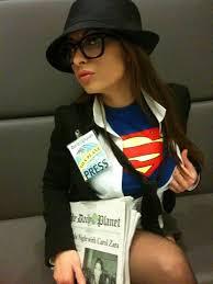 Clark Kent Halloween Costumes Clara Kent Cosplay Costumes