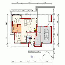 double story house plan build on 197 75 square meters