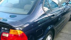 1999 bmw 318i e46 blue 5 speed manual sedan youtube