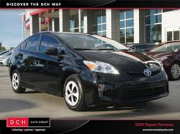 used cars toyota prius used 2015 toyota prius hatchback two black for sale near los
