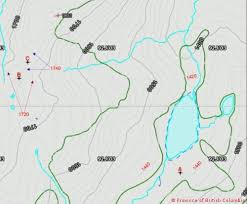 how to read topographic maps topographic maps topo maps and contour lines introduction
