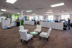 open floor plan office space love em or hate em open plan offices are the new normal orange