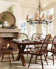 pottery barn dining room home u0026 garden furniture ebay