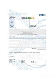 cleaning service receipt template free printable invoices online for music lesson musician invoice template