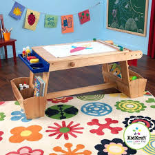 kids play table with storage kids play tables with storage drying rack and storage kids arts and