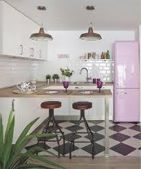 cuisine vintage cuisine blanche et inox 2 la cuisine vintage saffirme en d233co