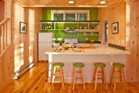 san francisco knotty pine walls family room contemporary with