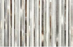 Grey Cowhide Rug Fonda Grey Striped Cowhide Rug Decorist