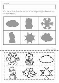groundhog preschool prep worksheets activities literacy