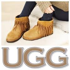 ugg wynona sale 38 ugg shoes ugg australia wynona fringe sheepskin