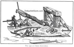 siege engines the crossbow chapter 54 distances ancient siege engines cast