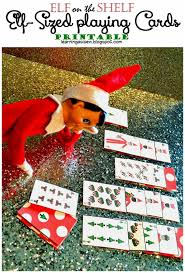 sized cards printables elfontheshelf on the shelf