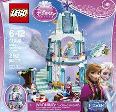 imagenes de thanksgiving para facebook amazon com lego disney princess elsa u0027s sparkling ice castle 41062