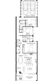 Single Storey Floor Plans by Beach House Single Storey Home Design Floor Plan Wa Floor