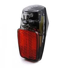 bicycle rear fender light pdw fenderbot rear blinking bicycle led light classic cycle