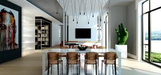 Simple Yet Modern Interiors From  B Group - Simple and modern interior design