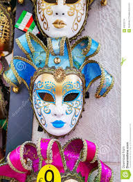 carnival masks for sale masquerade venetian masks on sale in venice italy editorial stock