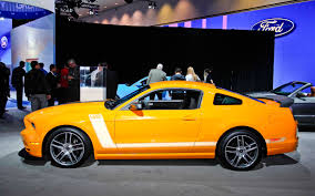 Mustang Boss 302 Specs 2013 Ford Shelby Gt500 And 2013 Mustang Lineup First Look Motor