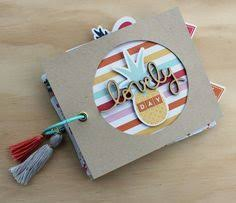 small scrapbook album excited to introduce our talented guest designer zsoka marko