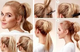 Hochsteckfrisurenen Selber Machen Einfach Schnell by Schnelle Und Einfache Frisuren Stylingideen Mit Anleitungen