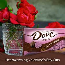 dove chocolate hearts dove promises milk chocolate candy hearts