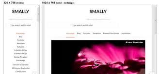 15 free minimal and responsive wordpress themes pixelpush design