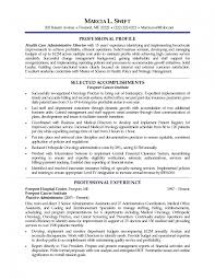 Resume Sample Doctor by Executive Secretary Resume Examples Templates 14803656 U Splixioo