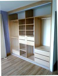 meuble chambre sur mesure armoire murale pour chambre meuble coucher fabriquer placard mural